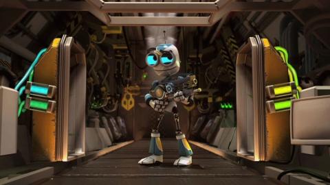 кадр №139790 из фильма Болт и Блип спешат на помощь 3D