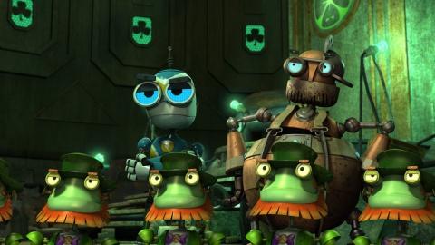 кадр №139793 из фильма Болт и Блип спешат на помощь 3D