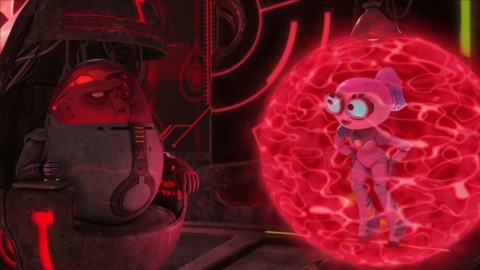 кадр №139796 из фильма Болт и Блип спешат на помощь 3D
