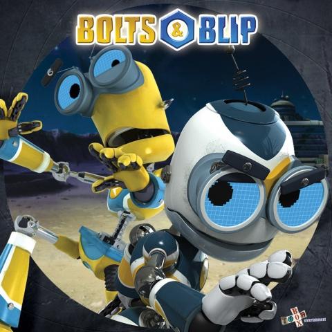 кадр №139798 из фильма Болт и Блип спешат на помощь 3D