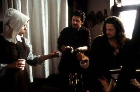 кадр №141227 из фильма Девушка с жемчужной сережкой