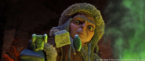 кадр №141423 из фильма Снежная королева