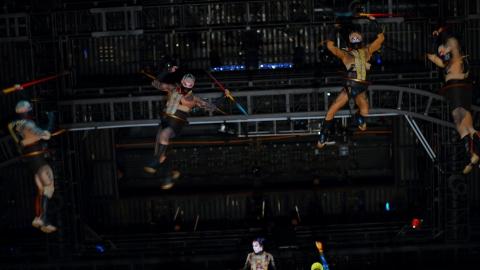 кадр №142987 из фильма Cirque du Soleil: Сказочный мир
