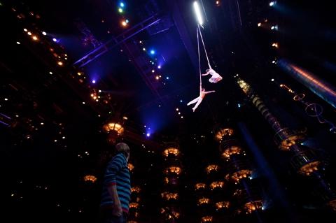 кадр №142988 из фильма Cirque du Soleil: Сказочный мир