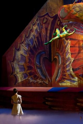 кадр №142991 из фильма Cirque du Soleil: Сказочный мир