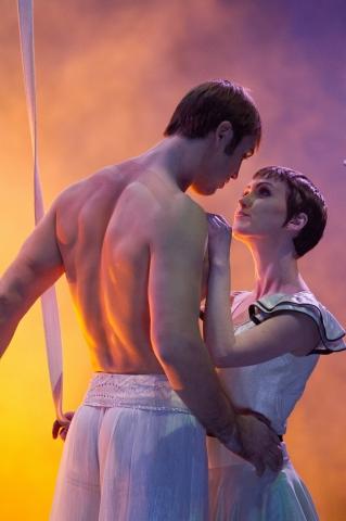 кадр №142993 из фильма Cirque du Soleil: Сказочный мир