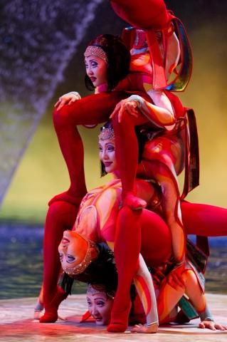 кадр №142994 из фильма Cirque du Soleil: Сказочный мир