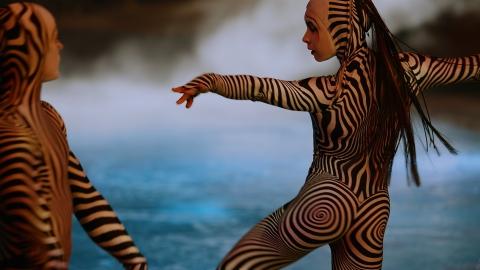 кадр №142996 из фильма Cirque du Soleil: Сказочный мир