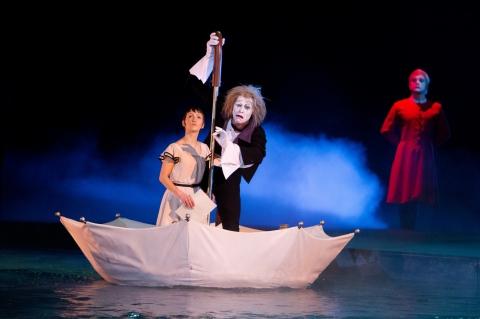кадр №142998 из фильма Cirque du Soleil: Сказочный мир