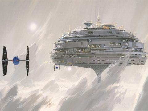 кадр №143419 из фильма Звездные войны: Эпизод V — Империя наносит ответный удар