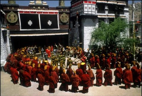 кадр №143616 из фильма Семь лет в Тибете