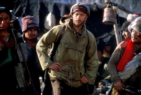 кадр №143617 из фильма Семь лет в Тибете