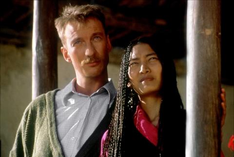 кадр №143627 из фильма Семь лет в Тибете