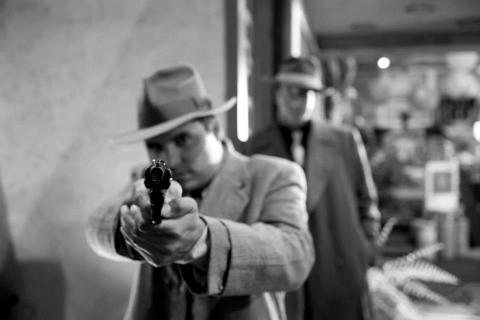 кадр №143727 из фильма Охотники на гангстеров