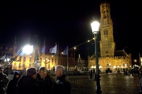 кадр №143914 из фильма Залечь на дно в Брюгге