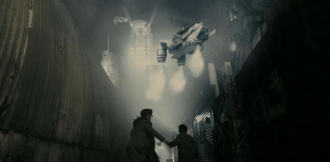 кадр №14414 из фильма Хроники мутантов
