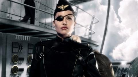 кадр №144808 из фильма Небесный капитан и мир будущего