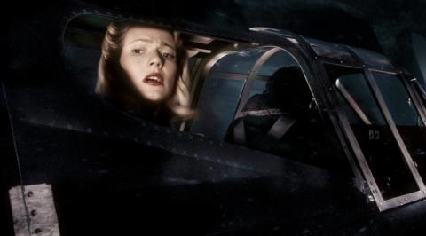 кадр №144815 из фильма Небесный капитан и мир будущего