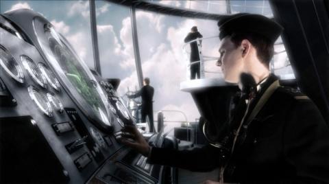 кадр №144816 из фильма Небесный капитан и мир будущего