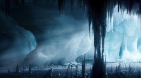 кадр №144819 из фильма Небесный капитан и мир будущего