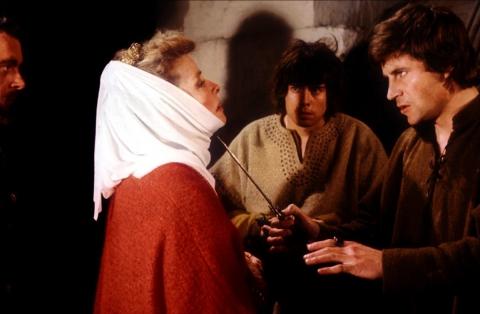 кадр №144896 из фильма Лев зимой