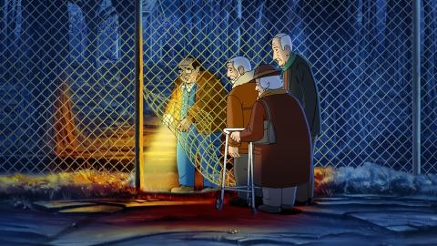 кадр №145472 из фильма Морщинки