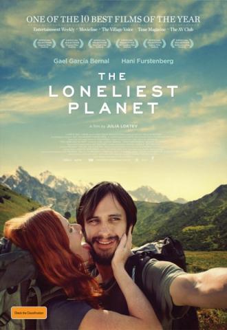 плакат фильма постер Самая одинокая планета