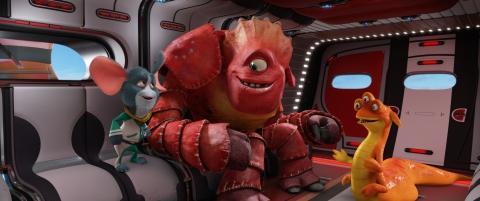 кадр №146473 из фильма Побег с планеты Земля