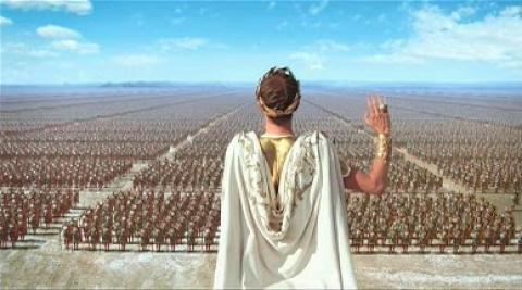 кадр №14673 из фильма Астерикс на Олимпийских играх