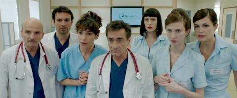 кадр №146867 из фильма Клиника любви