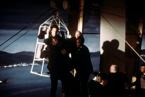кадры из фильма Ад в поднебесье
