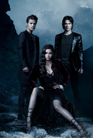 кадр №147114 из сериала Дневники вампира