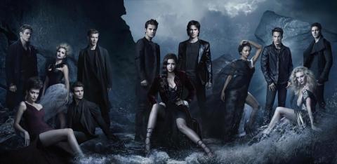 кадр №147121 из сериала Дневники вампира