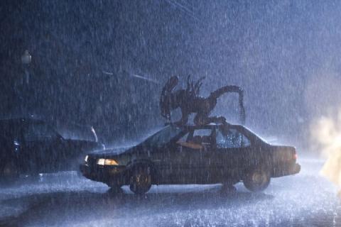 кадр №14739 из фильма Чужие против Хищника: Реквием