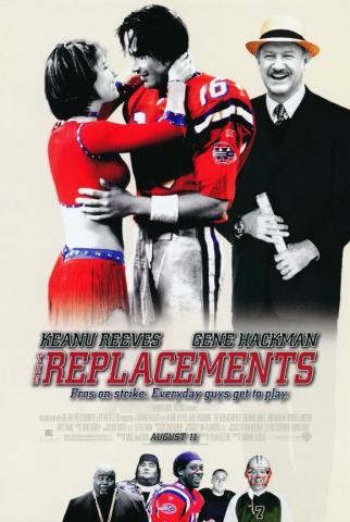 плакат фильма постер Дублеры