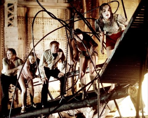 кадр №147606 из фильма Приключение «Посейдона»