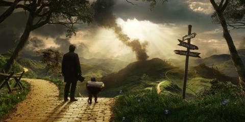 кадр №147890 из фильма Оз: Великий и Ужасный