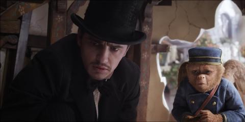 кадр №147891 из фильма Оз: Великий и Ужасный