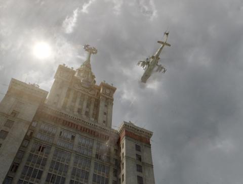 кадр №148202 из фильма Крепкий орешек: Хороший день, чтобы умереть