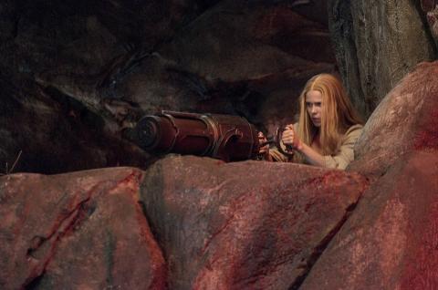 кадр №148299 из фильма Охотники на ведьм в 3D