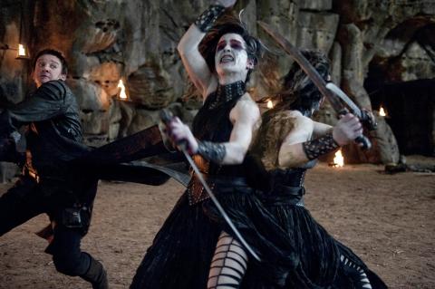кадр №148300 из фильма Охотники на ведьм в 3D