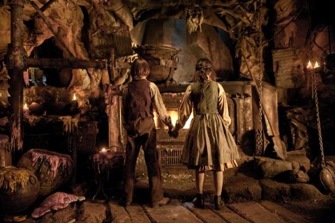 кадр №148301 из фильма Охотники на ведьм в 3D