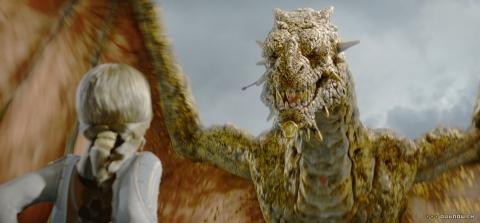 кадры из фильма Беовульф