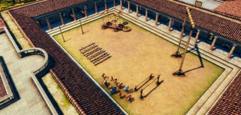 кадр №148918 из фильма Гладиаторы Рима