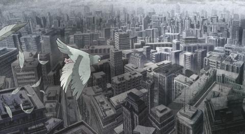 кадр №149337 из фильма Магазинчик самоубийств