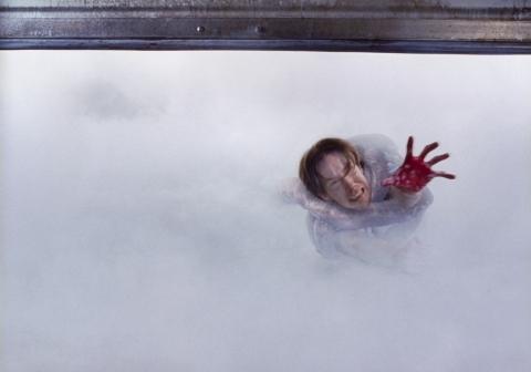 кадры из фильма Мгла