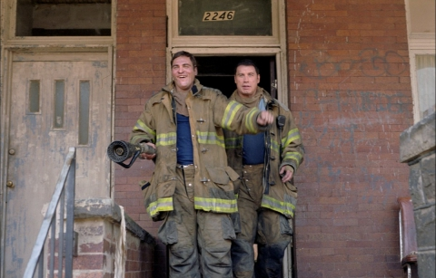 кадр №149746 из фильма Команда 49: Огненная лестница