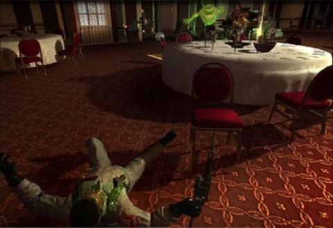 кадр №15060 из фильма Охотники за привидениями: Видеоигра [VG]