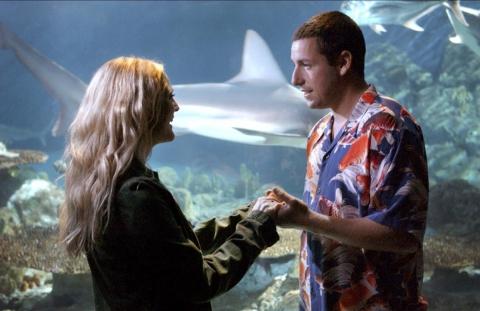 кадр №150742 из фильма 50 первых поцелуев