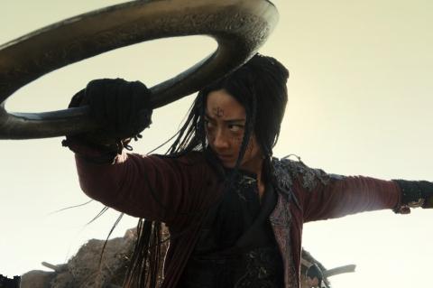 кадр №152189 из фильма Врата дракона